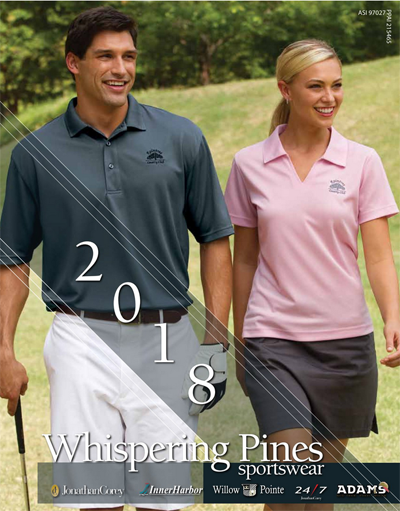 Whispering Pines Sportswear WP 2018